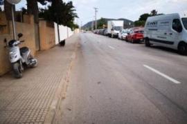Detenidos dos jóvenes que circulaban por Ibiza con sendas motos robadas