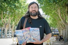 Quim Bou: «El proceso de elaboración de un cómic histórico es lento y laborioso»