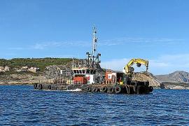 El cable eléctrico que une Mallorca con Menorca ya vuelve a funcionar