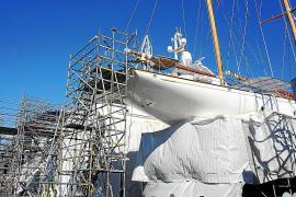 El sector de la reparación náutica de Baleares prevé una caída de actividad con la nueva tasa