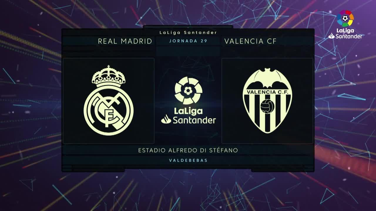Marco Asensio regresa y marca ante el Valencia