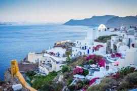Las islas griegas se 'venden' como un paraíso sin coronavirus