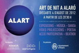 Alart 2012, una noche para el arte en Alaró