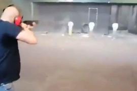 Detenido un exmilitar como autor de los disparos a las fotos de miembros del Gobierno