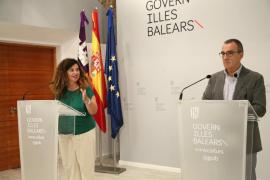 Pilar Costa y Juan Pedro Yllanes