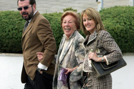 La abuela de la princesa Letizia, imputada por alzamiento de bienes