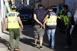 El último dispositivo contra El Pablo se salda con nueve detenidos