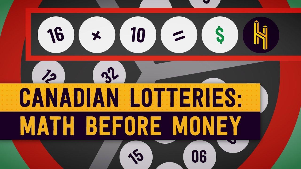 ¿Por qué hay que resolver un problema matemático tras ganar la lotería en Canadá?