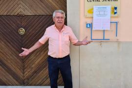 El alcalde socialista Andreu Isern está «cabreado» por el cierre de la Unidad de Salud