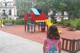 Cort trabaja para poder reabrir los juegos infantiles la próxima semana