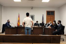 Dos años de cárcel por atacar con una catana a un hombre en Can Valero