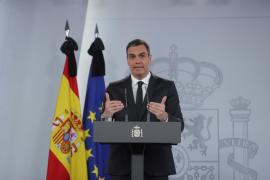 Pedro Sánchez: «Gracias al estado de alarma hemos podido salvar miles de vida»