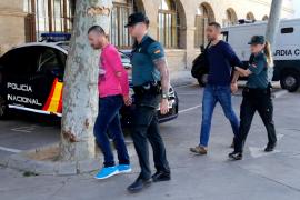 La caída de la última banda del taladro en Mallorca