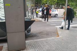Un ciclista, atropellado en Manacor
