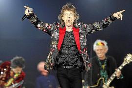 Un coche de Mick Jagger rueda por las carreteras de Mallorca
