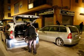 Diez detenidos en una pelea multitudinaria entre dos grupos de jóvenes en Palma