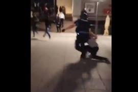 Varios policías heridos tras unos fuertes disturbios bajo investigación en Alemania