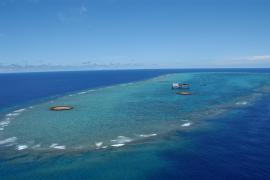 Por qué Japón ha gastado 600 millones en dos pequeñas islas del Pacífico