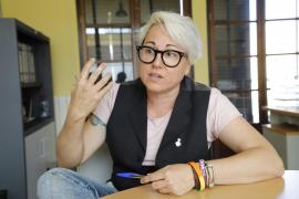 Sonia Vivas quiere quitar la estatua de Fray Junípero de Palma