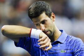 El técnico de Novak Djokovic es uno de los contagiados de la COVID-19