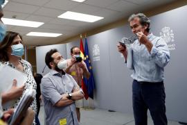 Simón alerta sobre las verbenas de Sant Joan: «Tenemos que tener cuidado»