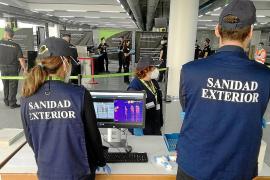 Sanidad asumirá el control de los aeropuertos de Baleares con 5 efectivos