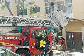 La Policía Nacional encuentra el cadáver de un hombre en Son Oliva