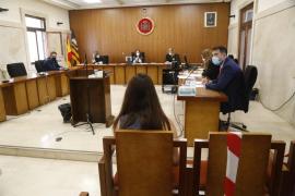 Condenada una mujer por maltratar a sus hijos y a su expareja en Palma
