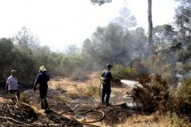 Los incendios de Son Caliu y Xorrigo están controlados