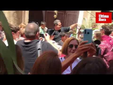 'Primer toc' improvisado en Ciutadella sin mascarillas ni distancia de seguridad