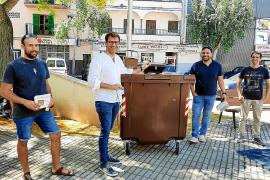 El Ajuntament de Manacor instala contenedores de basura orgánica