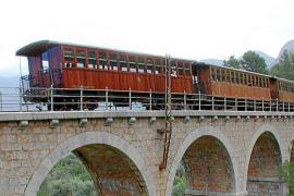El Tren de Sóller vuelve a circular este jueves