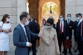 España y Alemania piden responsabilidad a los primeros turistas para evitar dar «marcha atrás»