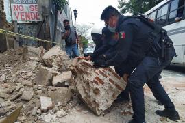 Al menos 6 muertos por el terremoto de 7,5 en el sur de México