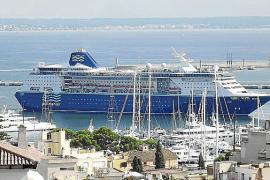 La naviera Pullmantur presenta concurso de acreedores por la crisis generada por el coronavirus