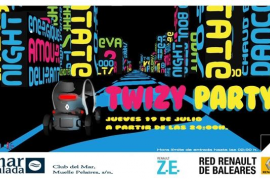 Twizy Party da la bienvenida al verano en Mar Salada