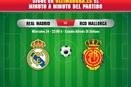 DIRECTO|Real Madrid-Real Mallorca