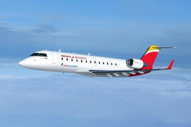 Air Nostrum retoma a partir de hoy la ruta Ibiza-Valencia