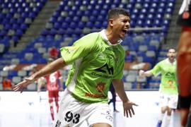 El Palma Futsal, a semifinales