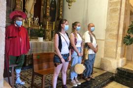 Cuatro décadas de la recuperación de Sant Joan Pelut