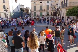 Sant Joan Pelós baila en Felanitx