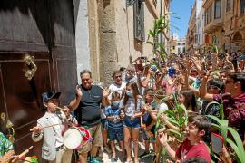 Polémica por el primer toc en Ciutadella