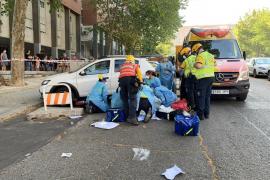 Muere la mujer rescatada de un incendio en Puente de Vallecas