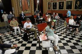 Los ciudadanos de Palma pagarán a Emaya en función de los residuos que generen