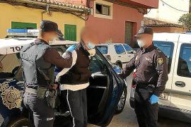 Piden 17 años de cárcel por cuatro atracos en establecimientos de Palma
