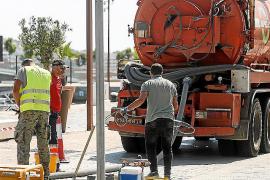 Abaqua destinará hasta 2023 más de 233.000 euros al mantenimiento del tanque de tormentas de Ibiza