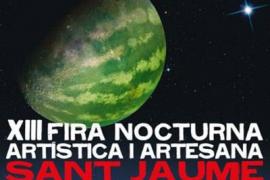 Tomeu Penya actuará en la XIII Feria Nocturna Artística y Artesana
