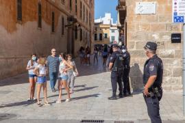 Indignación en la Policia Local de Ciutadella por la imprevisión en Sant Joan