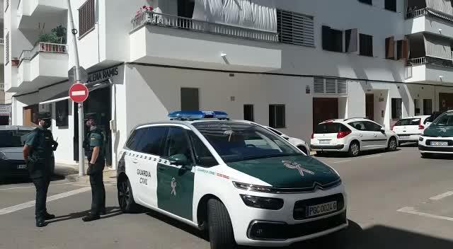 Tres detenidos en una gran operación antidroga en el Port de Pollença y Muro