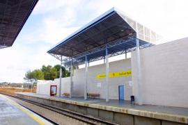 Movilidad destina 1,9 millones a suprimir un paso a nivel del tren en Marratxí